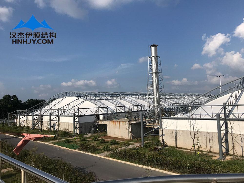 亳州市污水处理厂扩建工程