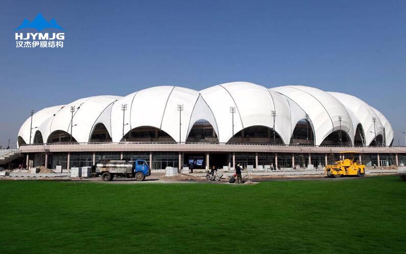 膜结构体育场顶棚