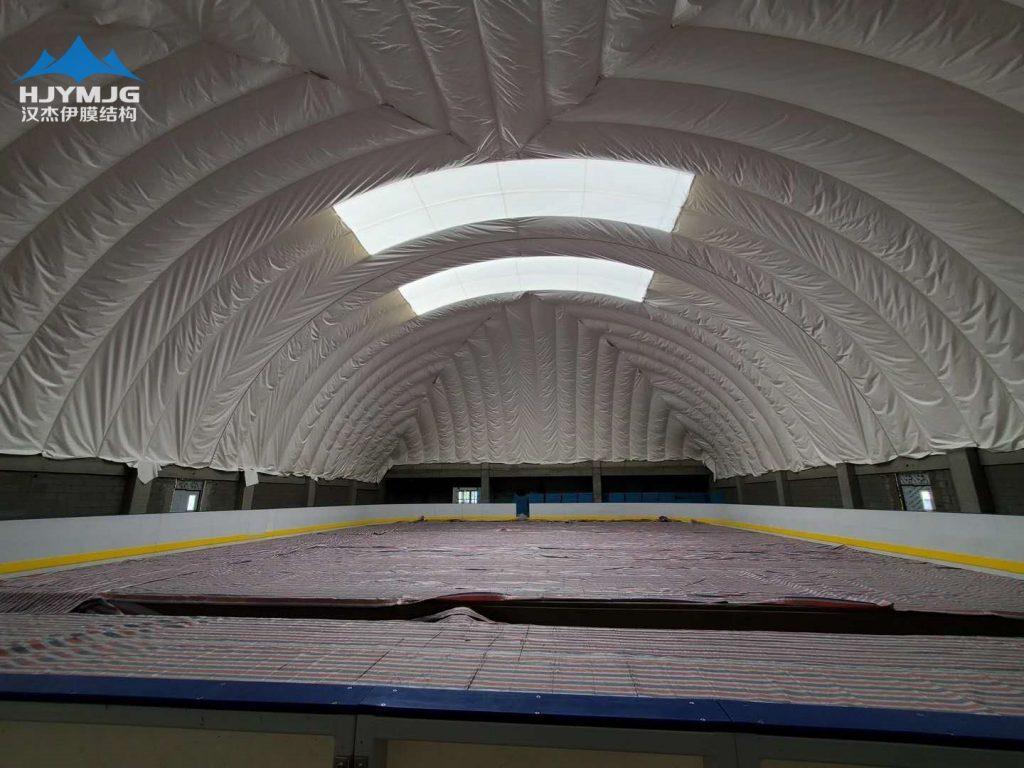 冰雪气膜馆