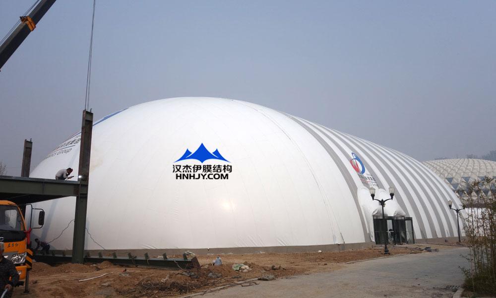 充气膜建筑