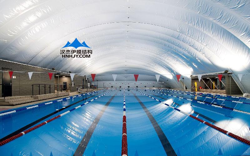气膜游泳馆