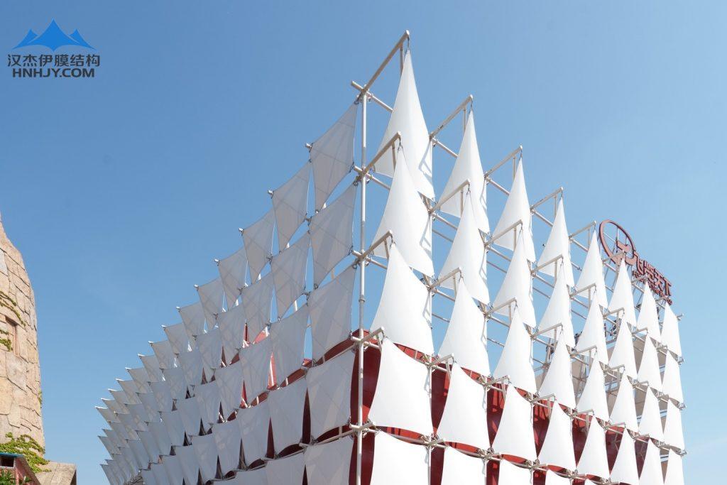 创意膜结构建筑